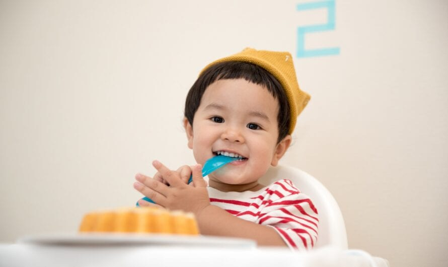 How to plan a healthy diet for your child?