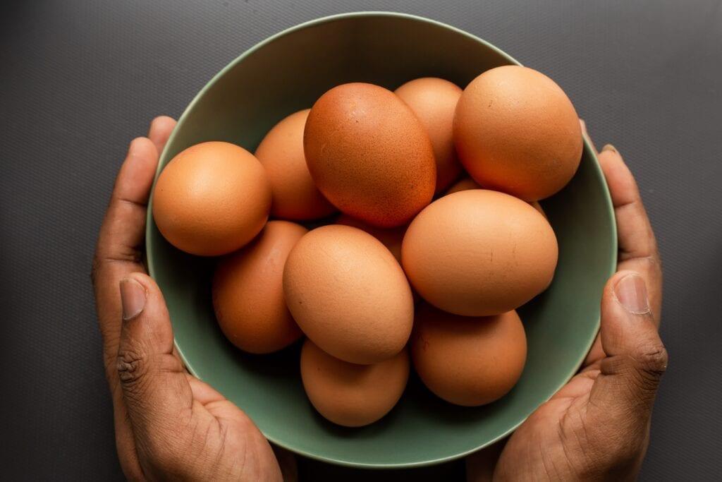 egg for dry hair