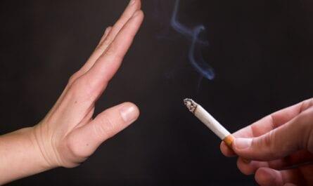 smoking with CBD