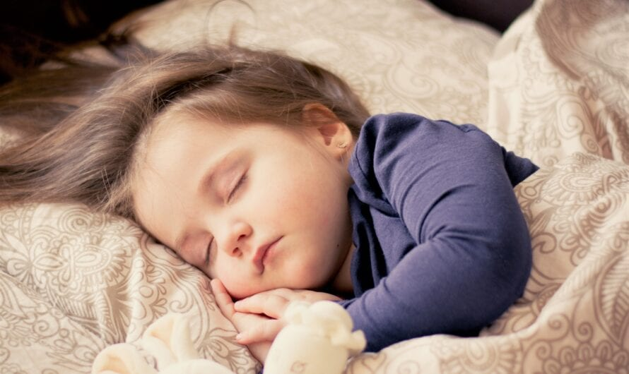 How To Manage The Sleep Cycle Of Your Children