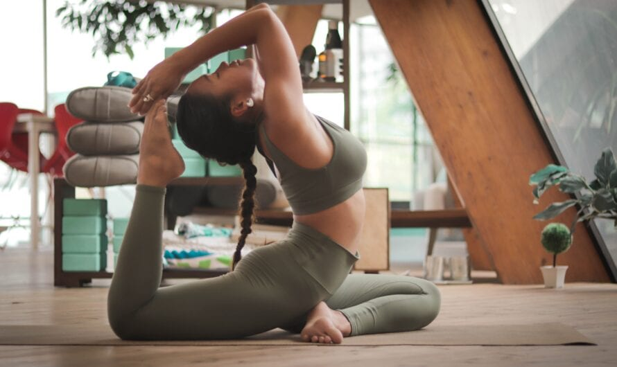 10 Best Yoga Postures That Can Keep You Fit and Healthy