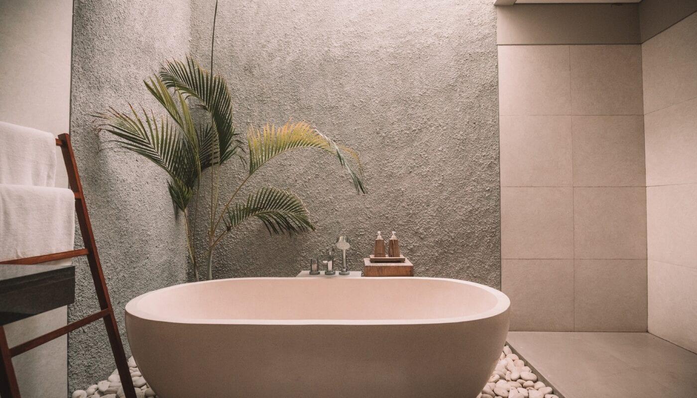 CBD bath