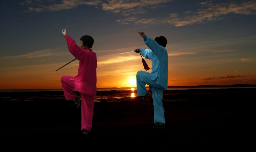 Everything you need to know about practicing Tai Chi
