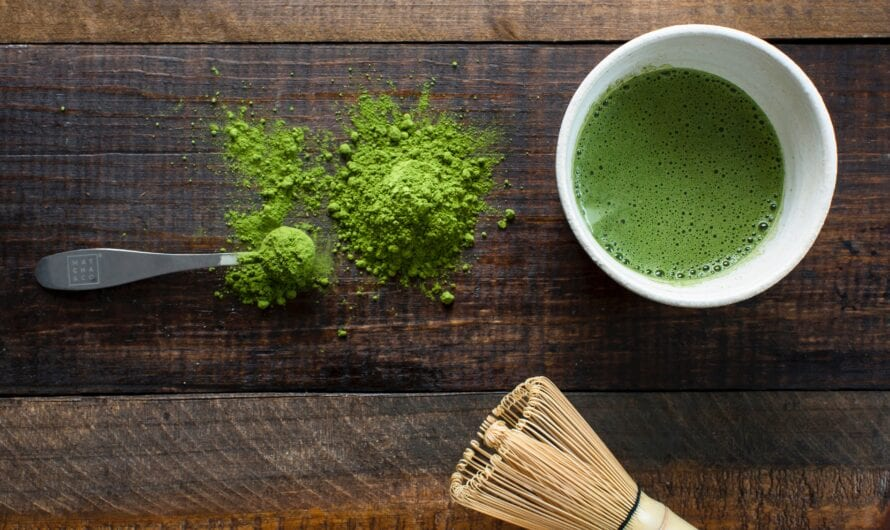 7 Types of Green Tea and Their Amazing Benefits