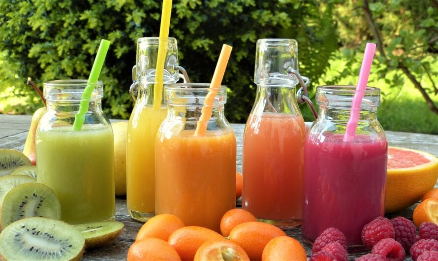 10 Most Healthy Juices and Their Benefits