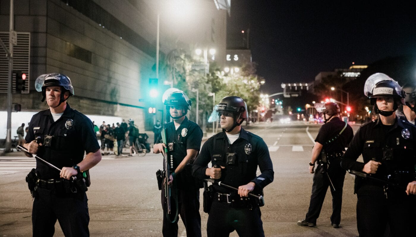 cops use CBD