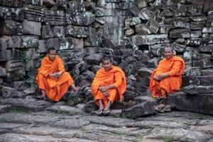 ancient orthodox monks